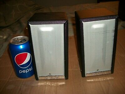 2 Fort James Hynap Tall Commercial Napkin Dispensers - 2 Sides