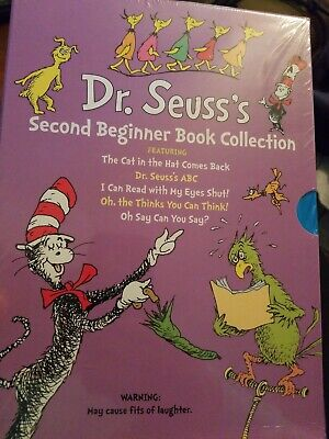NEW~ Dr. Seuss's Second Beginner Book Collection by Dr. Seuss HARDCOVER Lot 5