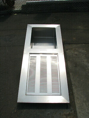 In-Wall Drinking Fountain Trough - Woodroffe