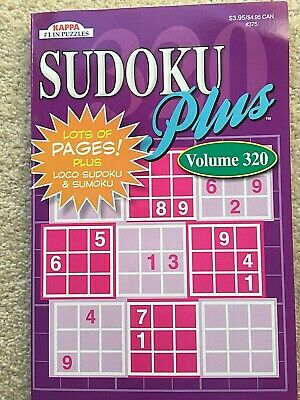 Sudoku  book for the puzzle minded Volume 304