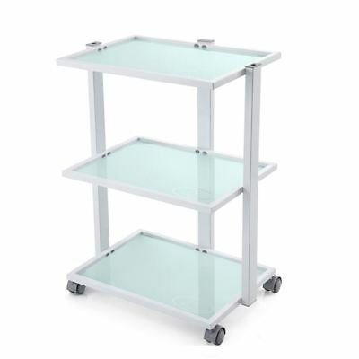 Glass Salon Trolley Beauty Hair Spa Product Display Cabinet by Urbanity