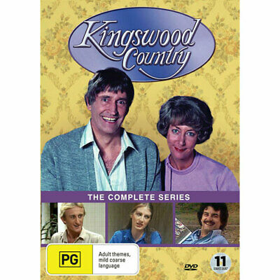 Kingswood Country - The Complete Series DVD NEW (Region 4 Australia)