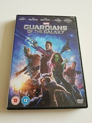 Guardians of the Galaxy (DVD) Marvel Studios