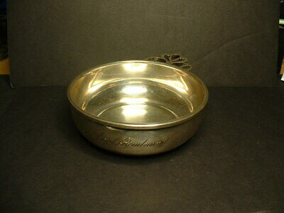 S. Kirk & Son Sterling Silver Porringer! Great Condition! Selling At Scrap!