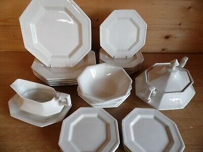 Johnson Brothers Heritage White - Replacement Tableware -  Multibuy Discounts