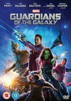 Guardians of the Galaxy DVD (2014) NEW