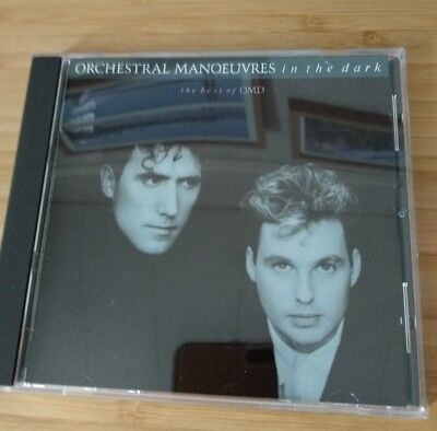 Orchestral Manoeuvres - The Best Of OMD (1998)
