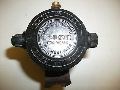 Tipo Mc/ 4S Air Horn Compressor 1950'S Early 60'S ?