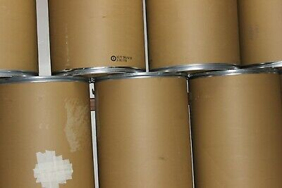Fiber Drums with Lids - 60 gallons, foil lined.  LOCAL PICKUP ONLY