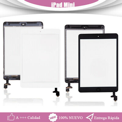 Pantalla Tactil para iPad mini 1 y 2 + CHIP IC & Botón Home Touch Screen