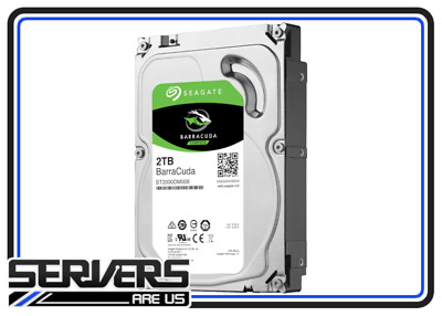 Seagate BarraCuda ST2000DM008 2TB 7200 RPM 256MB Cache SATA 6.0Gb/s 3.5""