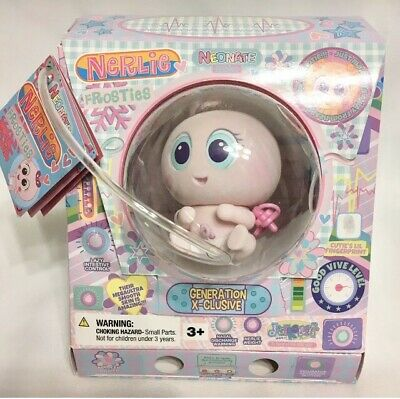 Distroller Nerlie Baby Lumie Lolita Limited Edition Peach **Retired**