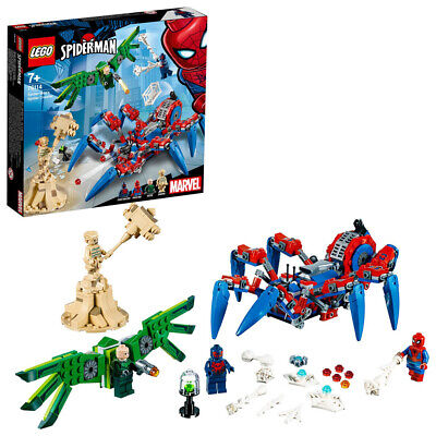 LEGO 76114 Marvel Super Heroes Spider-Man's Spider Crawler New and Sealed