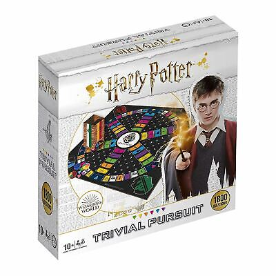 Winning Moves Harry Potter Ultimate Trivial Pursuit (Full Size Box Edition)