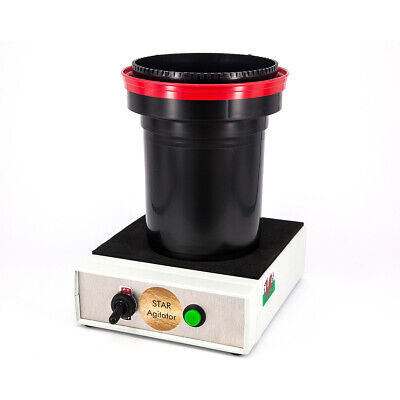 Star Agitator Developing Tank Agitation Machine Mk4. Darkroom Film Processing