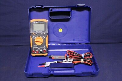 Agilent U1241AN True RMS Multimeter with Leads C1