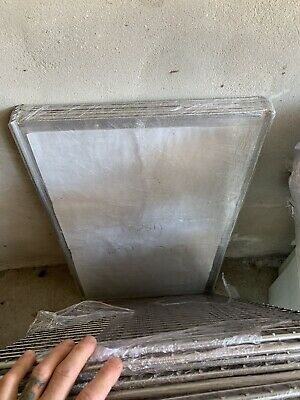 """Commercial Baking Trays 18"""" X 77"""