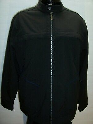 TOMMY BAHAMA Mens Large L all-weather Fleece-lined Jacket Combine ship Discount