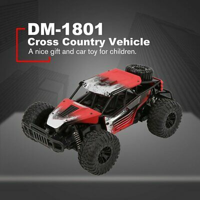 DM-1801 Electric 4 Wheel Drive Buggy Rock Crawler RC Car Off-Road Vehicle Toys /