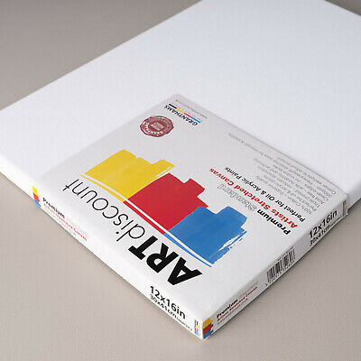 ARTdiscount PREMIUM Artist Canvas - Standard Profile (Blank Canvas)