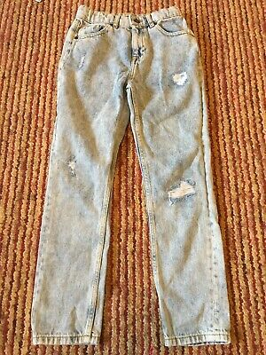 Boys Jeans By River Island Age 11 Hardly Worn