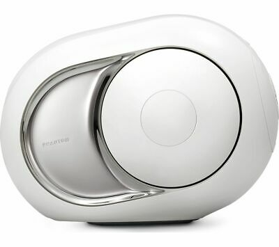 DEVIALET Classic Phantom Bluetooth Speaker - White - Currys