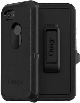 OtterBox Defender Series Case & Holster Protective for Google Pixel 3A XL Black