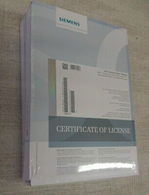 Siemens SCE Trainer Package Step7 V15 (365days) 6AV2102-0AC05-0AS7 New+Sealed