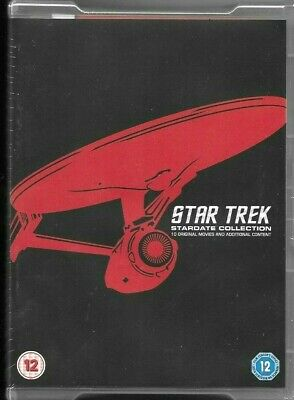 Star Trek Stardate Collection New Sealed DVD Box Set