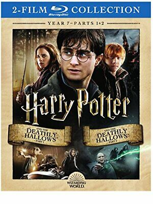 Harry Potter and the Deathly Hallows, Parts 1 & 2 [Blu-ray]