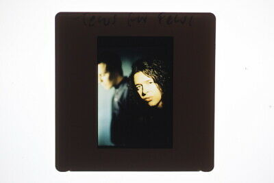 Tears For Fears Roland Orzabal Curt Smith Promo Photo Slide 35mm