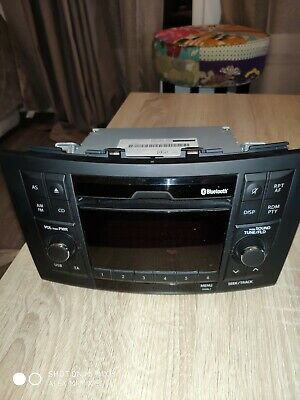 Autoradio Suzuki Swift Bluetooth