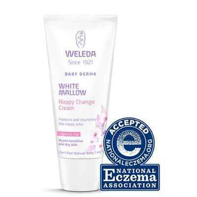 Weleda Baby Derma White Mallow Nappy Change Cream 50ml