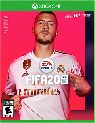 Fifa 20 Xbox One Brand New Manufacturer Sealed