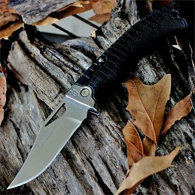 Couteau Gerber Gator Premium S30V Manche Abs Etui Cuir Made In USA G1085