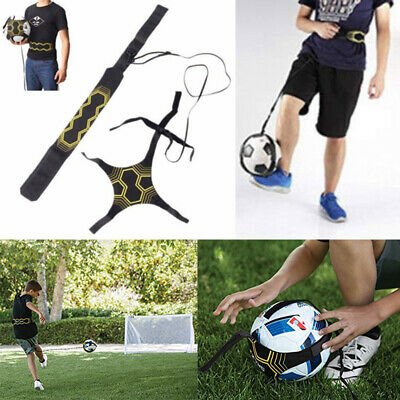 Kids Child Kick Football Soccer Trainer Training Aid Practice Sport Equipment UK