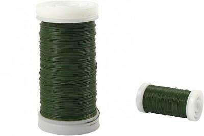 Creotime Floral Wire 160 M 0,3 mm Green