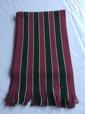 Paul smith stripe scarf -  with defect