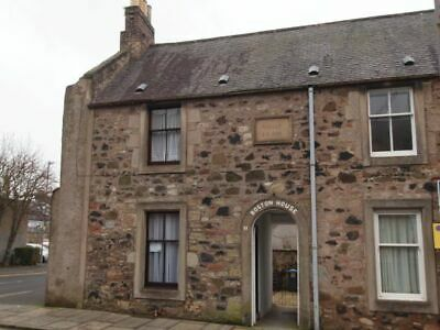 Historic Town House in Duns, Scottish Borders - Two Bedrooms - Nice Holiday Home