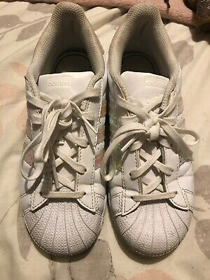 Kids adidas trainers Size 2.5