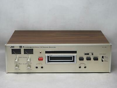 JVC 4ED-1205 4 Channel 8 Track Player Works Great! Free Shipping!