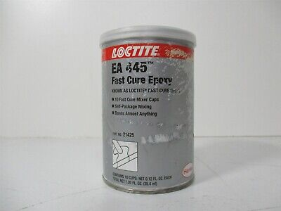 Loctite (209717) Epoxy Adhesive for Use on Glass. Metal, Rubber 1.20 FL. Oz.