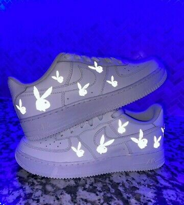 Details about Nike Air Force 1 Day Of The Dead DOTD Premium CT1138 100 Reflective US 12