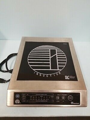 Iwatani IWA-1800 Low-Profile Tabletop 1800W Induction Stove