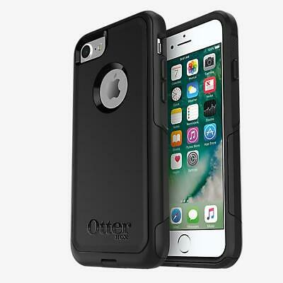 OtterBox Commuter Series Protective iPhone 8 PLUS & 7 PLUS Case - Black