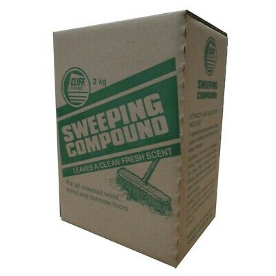 2kg Sweeping Compound