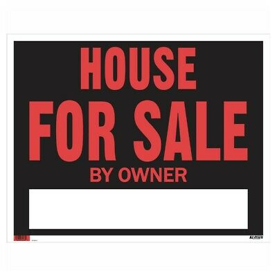 """19"""" x 24"""" High Impact House For Sale Sign"""