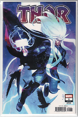 THOR #1 (2020) Nic Klein Party VARIANT Cover G VARIANT Herald of Thunder NM+ 🔥