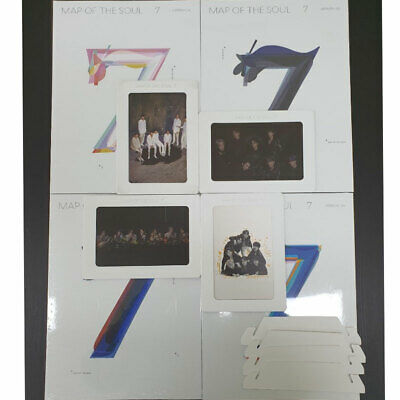 BTS MAP Of THE SOUL:7 Album All Package + Trackingno.+ Aurora Photoframe