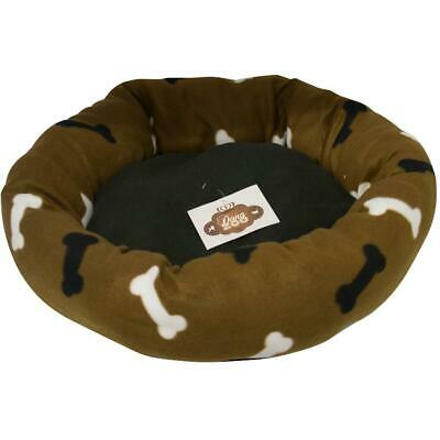 Small Pearl Pet Bed, Assorted Colours